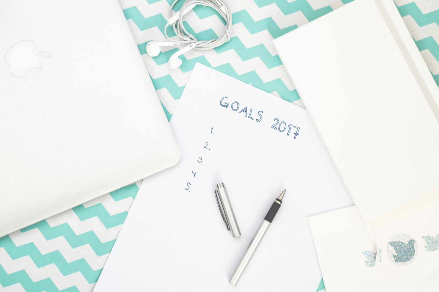 Goals & Sh*t: 17 new year's resolutions for 2017