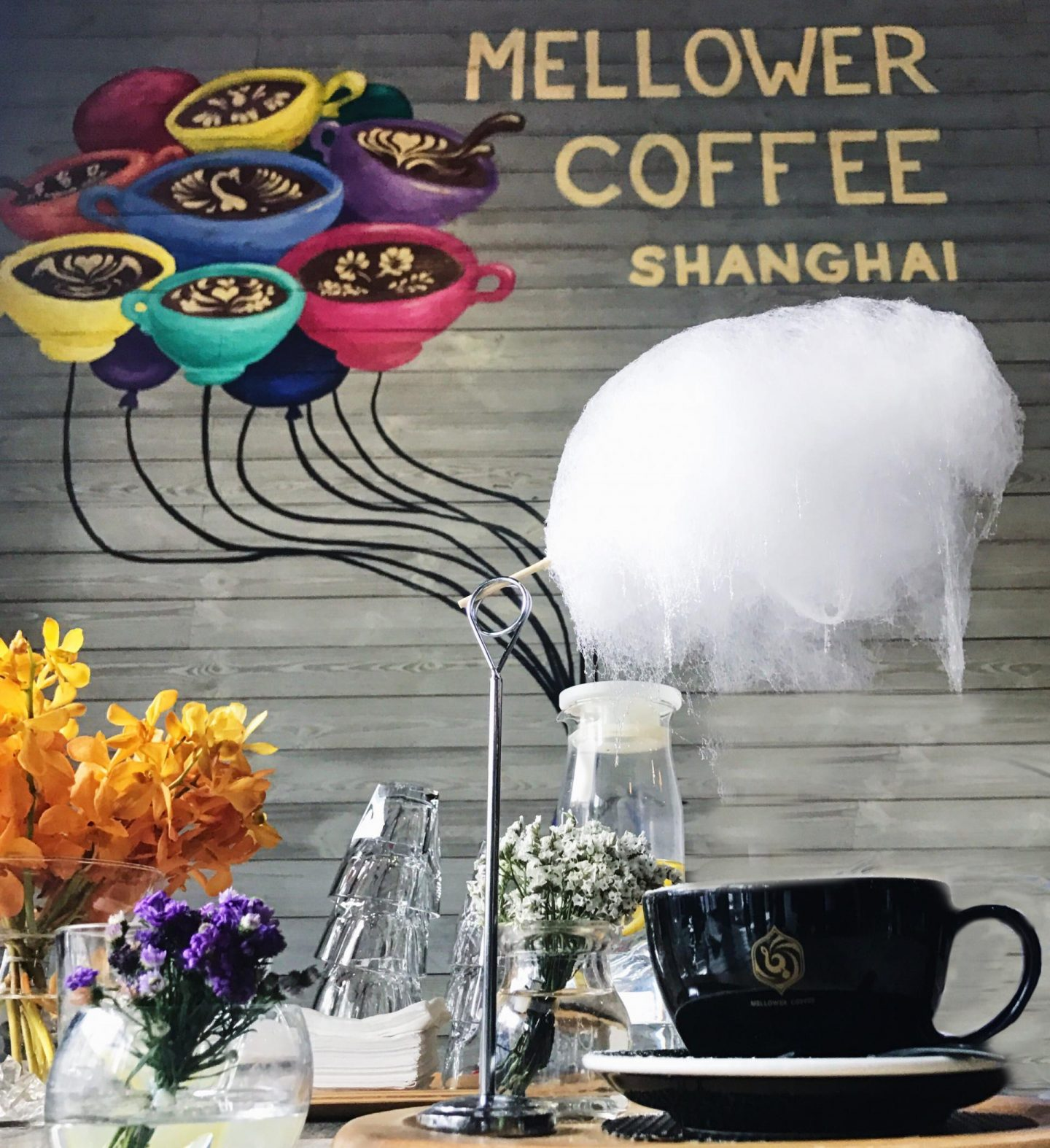 Mellower Coffee in Shanghai
